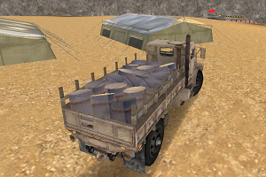 Army Cargo Driver Thumbnail