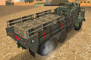 Army Cargo Driver 2 Thumbnail